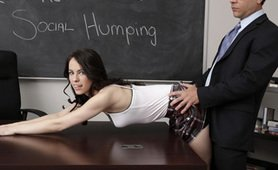 Teacher exploits his student and corrupts her